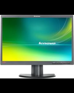 "употребяван монитор Lenovo ThinkVision LT2252p , 22"" LED (1680 x 1050) , 16:10 , Display Port , DVI , VGA"
